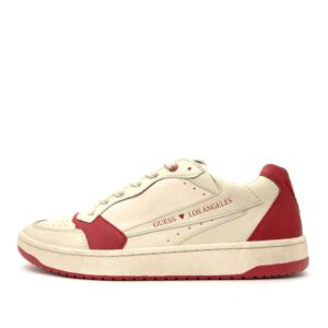 11oz GUESS SNEAKERS FM7PESLEA12-WHIRE