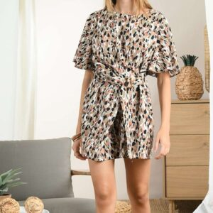 11oz MOLLY BRACKEN PLAYSUIT LA430B